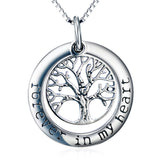 Tree of Love Pendant Necklace