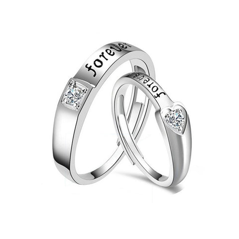 adjustable-925-sterling-silver-forever-couple-rings-for-lovers-price-for-a-pair