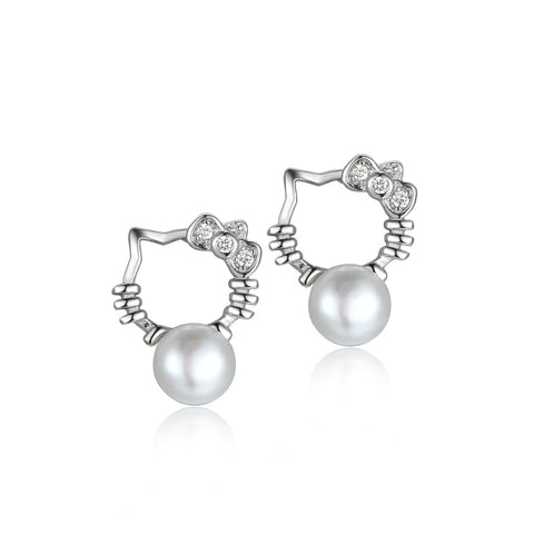 Meow Meow Stud Earrings