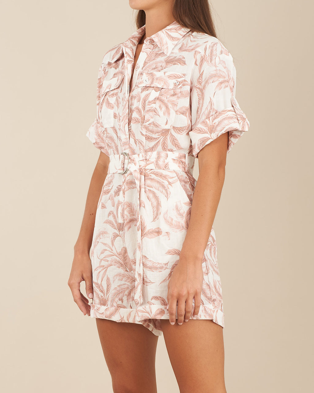Saint-Tropez Playsuit