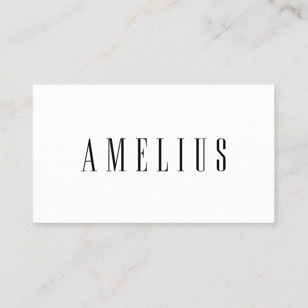 Amelius Gift Card