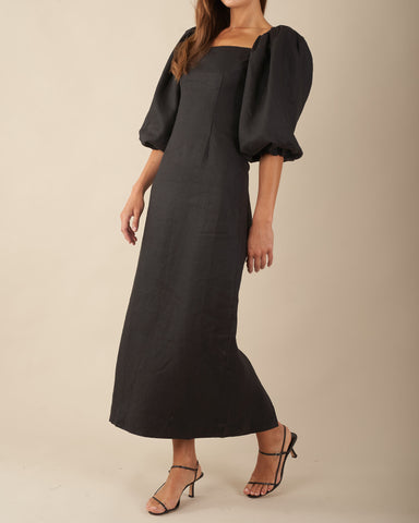 Winslow Linen Dress