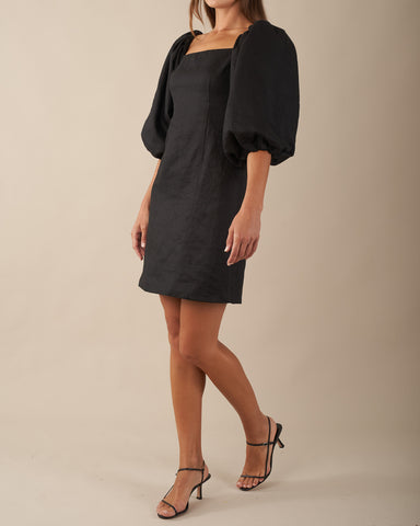 Winslow Linen Mini Dress
