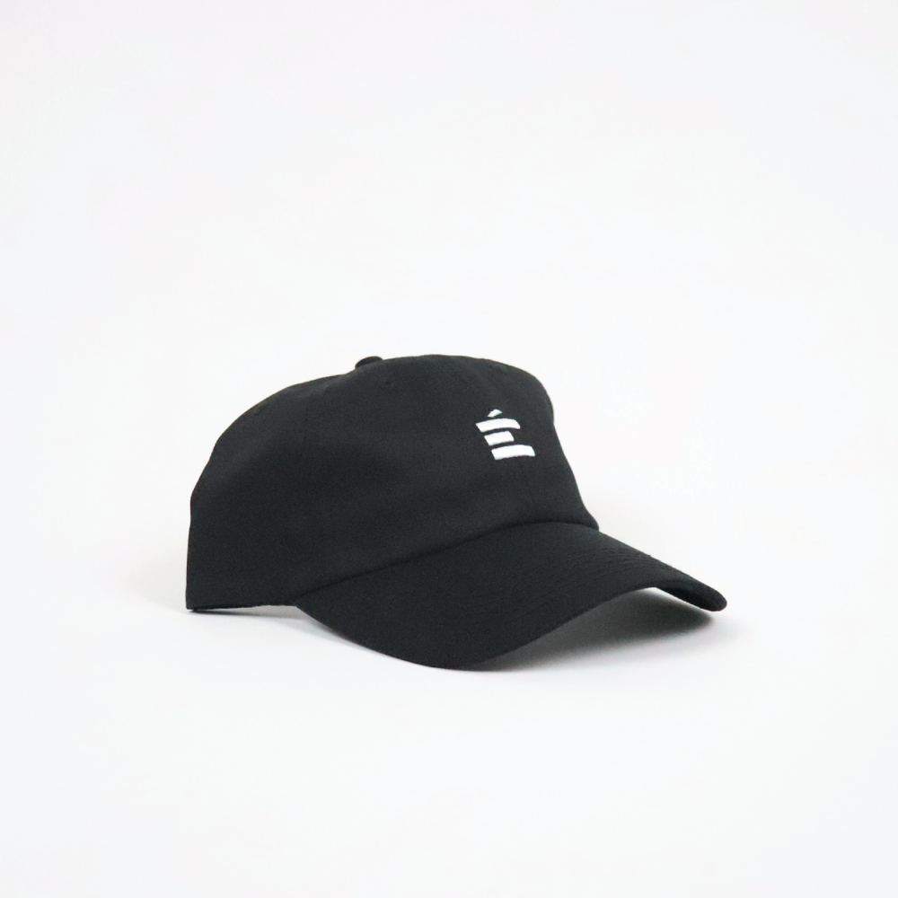 Premium Black Jefe hat