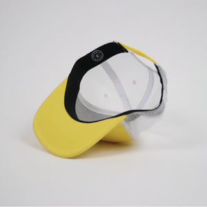 Load image into Gallery viewer, Camionero Snapback - Yellow