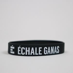 Load image into Gallery viewer, Black Échale Ganas Bracelets