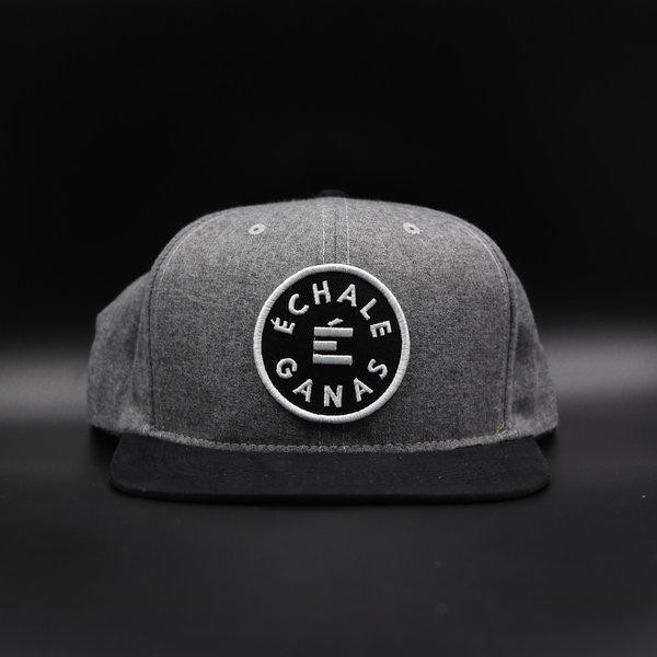 Energy Snapback - Heather Grey