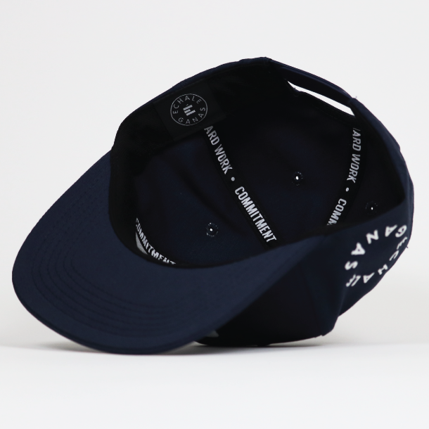 Load image into Gallery viewer, É Snapback - Navy