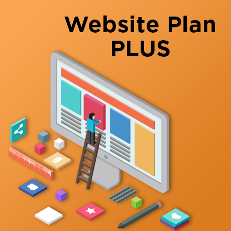 Website Plan PLUS