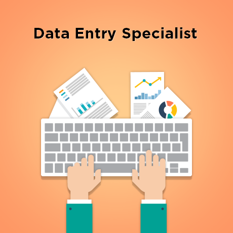 Hire a Data Entry Specialist