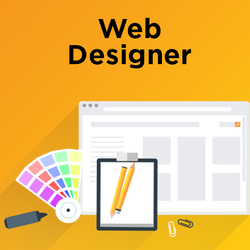 Hire a Senior Web Designer