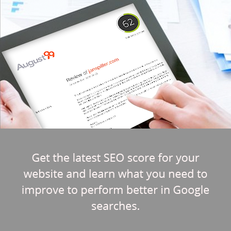 SEO Audit Score Report