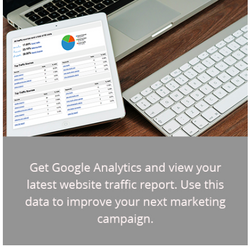 Setup for Google Analytics, Google Search Console, and Bing Webmasters
