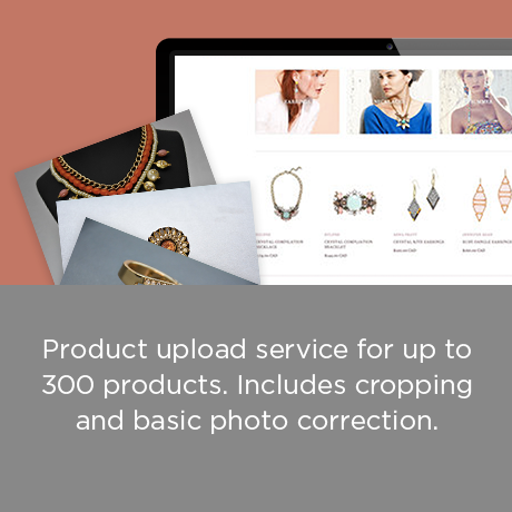 Upload 300 Products