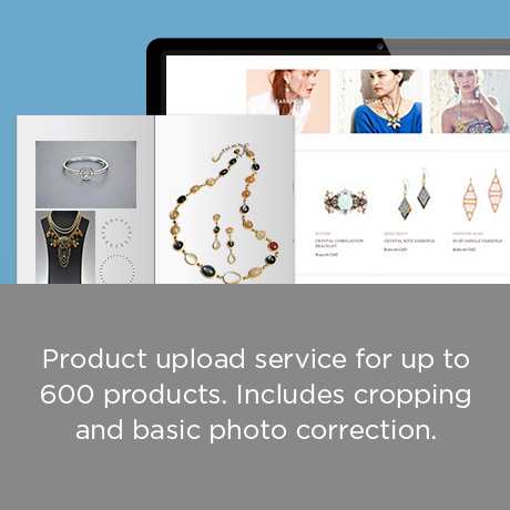 Upload 600 Products