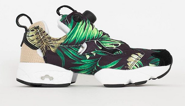 Instapump Fury Lite 'Jungle Girl'