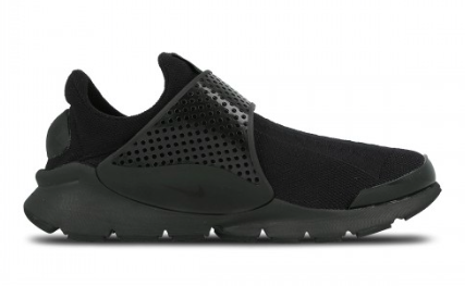 "Sock Dart ""Triple Black"""