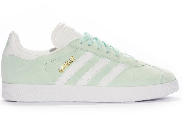 Gazelle - Ice Mint White Gold