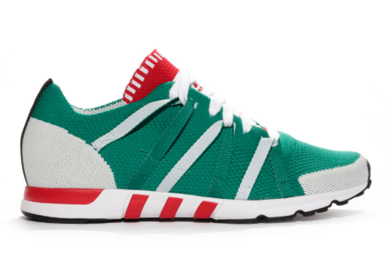 Equipment Racing 93 PK - SUB GREEN/FTWR WHITE/COLLEGIATE RED