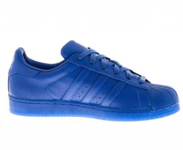OG SUPERSTAR ADICOLOR low blue