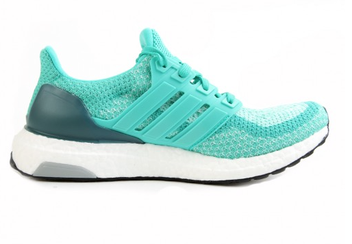 Ultra Boost W Shock Mint Ice Mint Tech Green