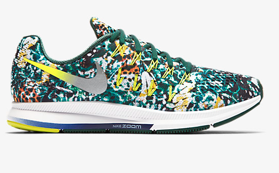 AIR ZOOM PEGASUS 33 BRAZIL RAINFOREST PRINT