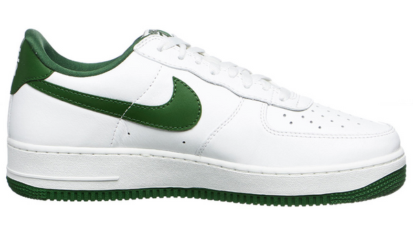 Air Force 1 Low Retro (Summit White / Forest Green)