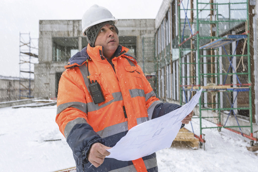 Construction in Winter: An Overview