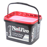 75 x 3.1mm Nail Fire Ring Shank Galv (12 micron) Nail Fuel Pack (2000)
