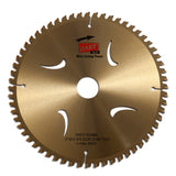 190 x 30mm Fine Cut TCT Circular Saw Blades for Aluminium/Plastic/Laminate, 48 teeth