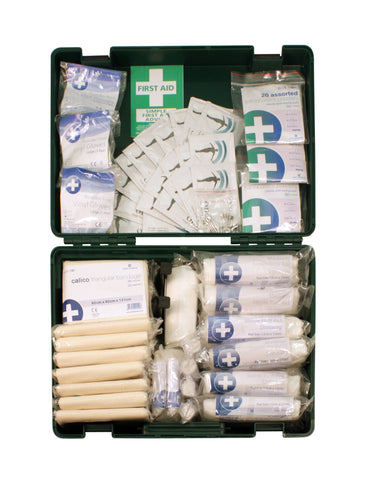 1 - 50 People First Aid Kit