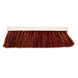 "12"" Coco Brush Head Only"