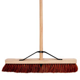 "36"" Coco Platform Brush c/w Handle & Stay"