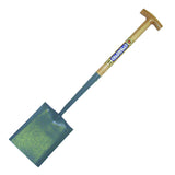 '000' Square Mouth T Wooden Handle Shovel