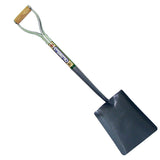 No 2 Square Mouth YD Handle All Metal Shovel
