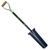 Newcastle Draining Tool YD Handle Fibreglass Shaft Shovels