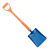 No 2 Square Mouth YD Handle Fully Insulated Fibreglass Shaft Shovel