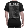 The Verse Behind The Christian T Shirt: Bible Emergency Numbers- Psalm 27