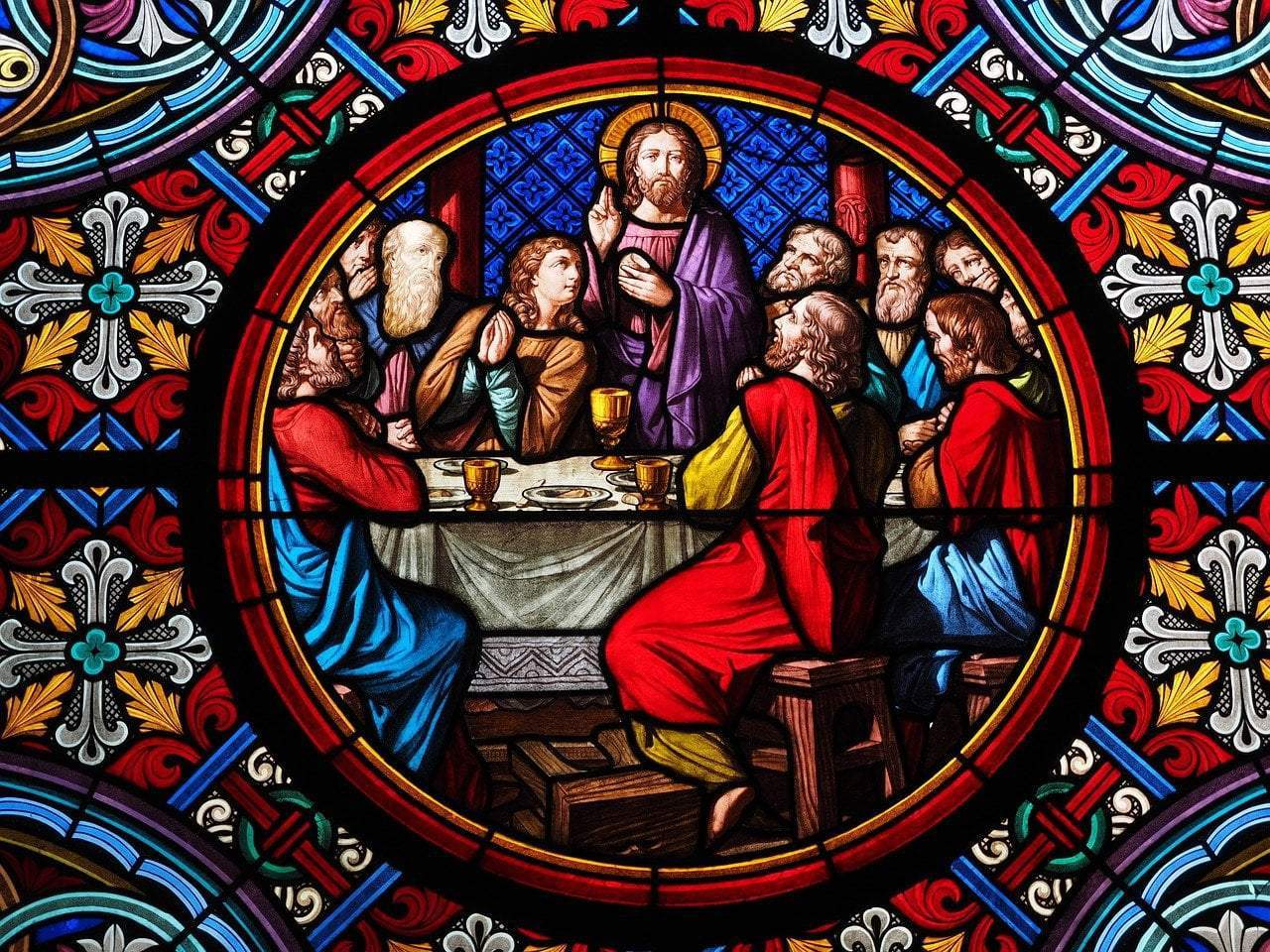 The Worship Of Holy Week: Holy Thursday
