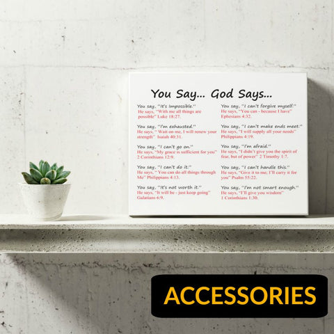 Christian Accessories