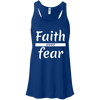 **Faith over fear Ladies