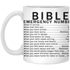 **Bible Number 11oz