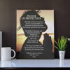 Prayer of Protection Canvas/Poster