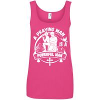 A Praying Man Tank Tops-Apparel-Our Lord Style