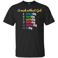A Week Without God-Apparel-Our Lord Style