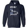 All Things Are Possible (Luke 18:27) Pullover Hoodie-Apparel-Our Lord Style