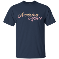 Amazing Grace Cotton Shirt-Apparel-Our Lord Style