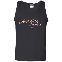 Amazing Grace Cotton Tank Top-Apparel-Our Lord Style