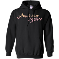 Amazing Grace Pullover Hoodie-Apparel-Our Lord Style