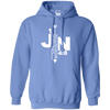 Anyone Who Does Not Love Does Not Know God Because God Is Love (1 JN 4:8) Pullover Hoodie-Apparel-Our Lord Style